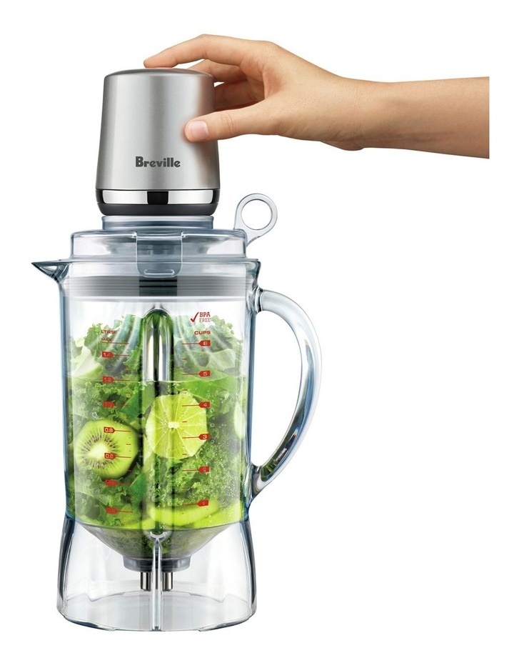 The Vac Q Blender Accessory BBL002SIL image 2