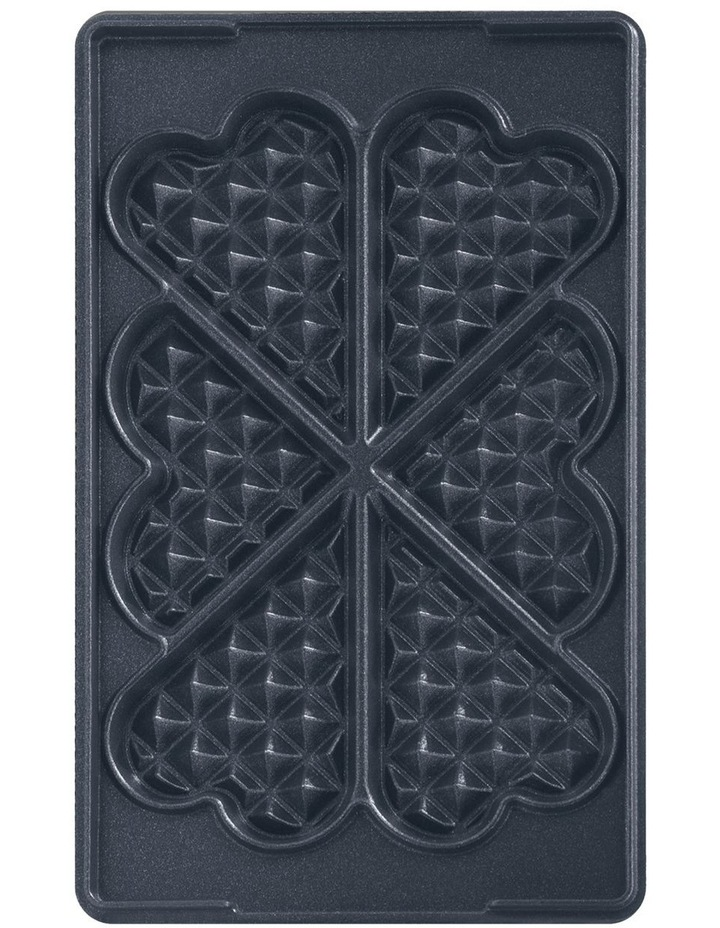 Heart Waffle Plates Option: XA8006 image 2