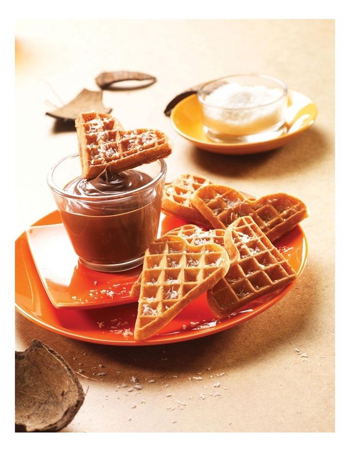 Heart Waffle Plates Option: XA8006 image 5