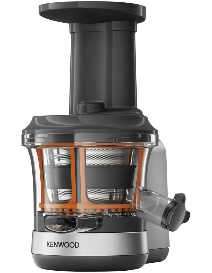Slow Scroll Juicer Attachment: Silver/Grey KAX720PL image 1