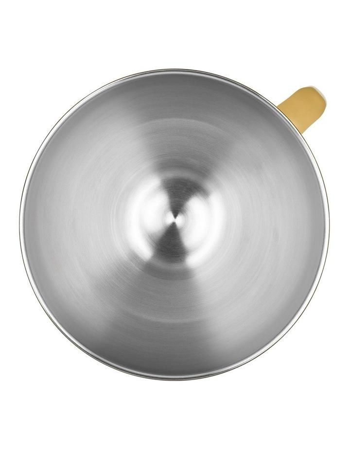 4.7L Pvd Bowl For Tilt Head Stand Mixer Gold 5KSM5SSBRG image 3
