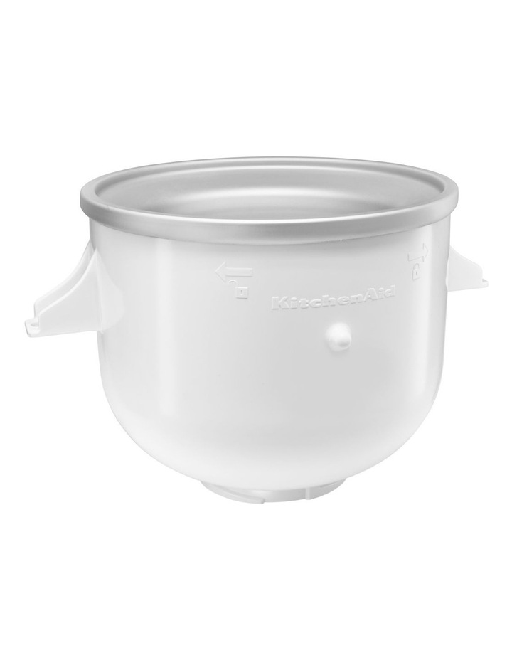Ice Cream Bowl Option for Stand Mixer: White KICA0WH image 1