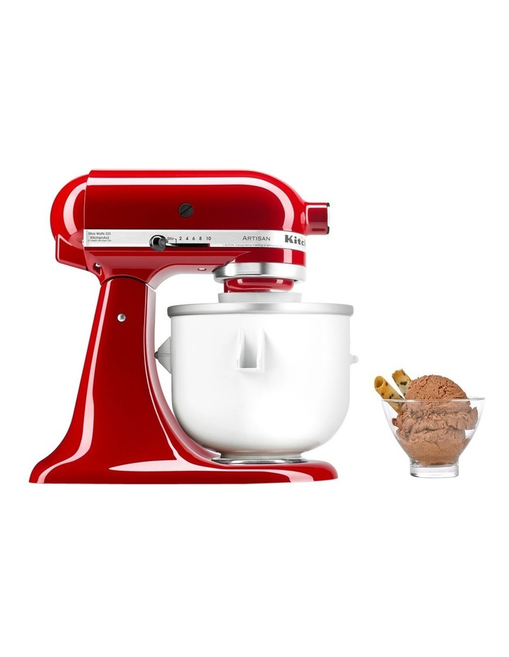 Ice Cream Bowl Option for Stand Mixer: White KICA0WH image 4
