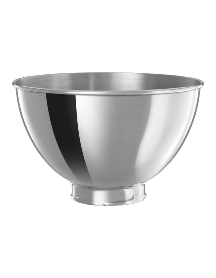 2.8lt Small Mixing Bowl for Stand Mixer - Brushed Stainless Steel KB3SS image 1