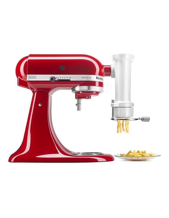 Pasta Press Option for Bench Mixer: White KSMPEXTA image 2