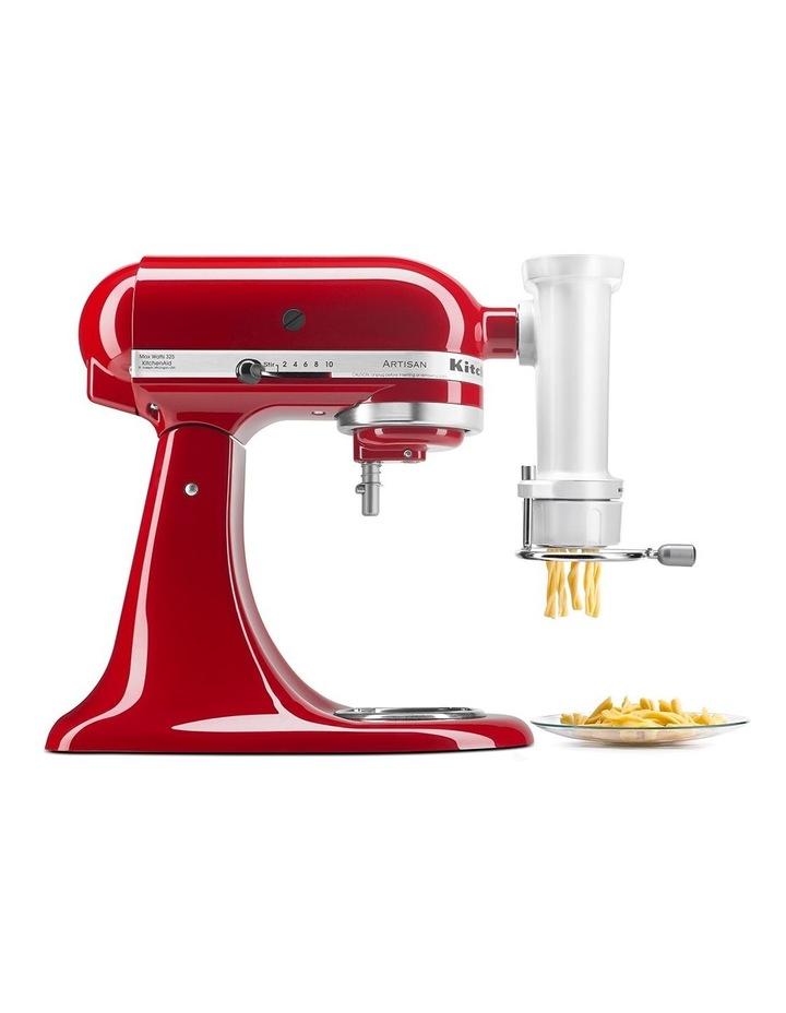 Pasta Press Option for Bench Mixer: White KSMPEXTA image 1