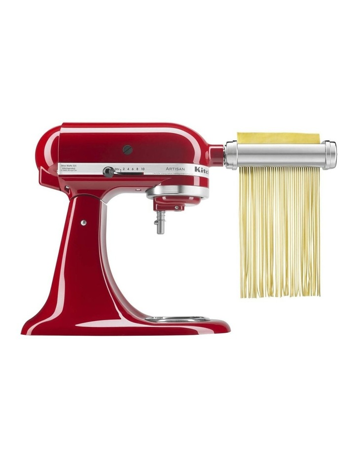 Pasta Roller for Stand Mixer 3Pc Set in Stainless Steel KSMPRA image 4