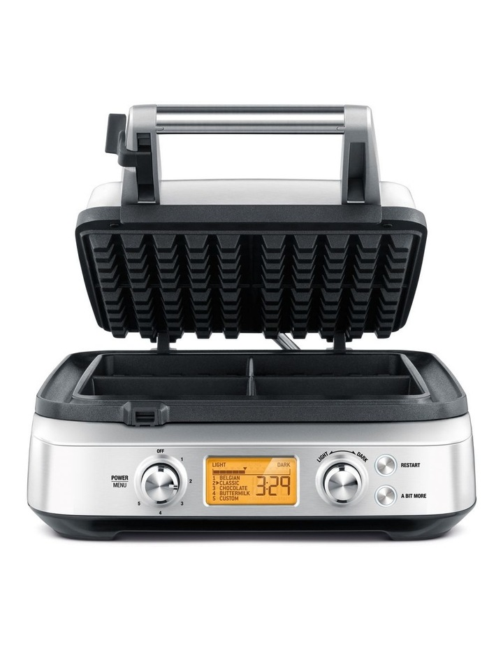 The Smart Waffle Maker: Stainless Steel BWM640BSS image 2