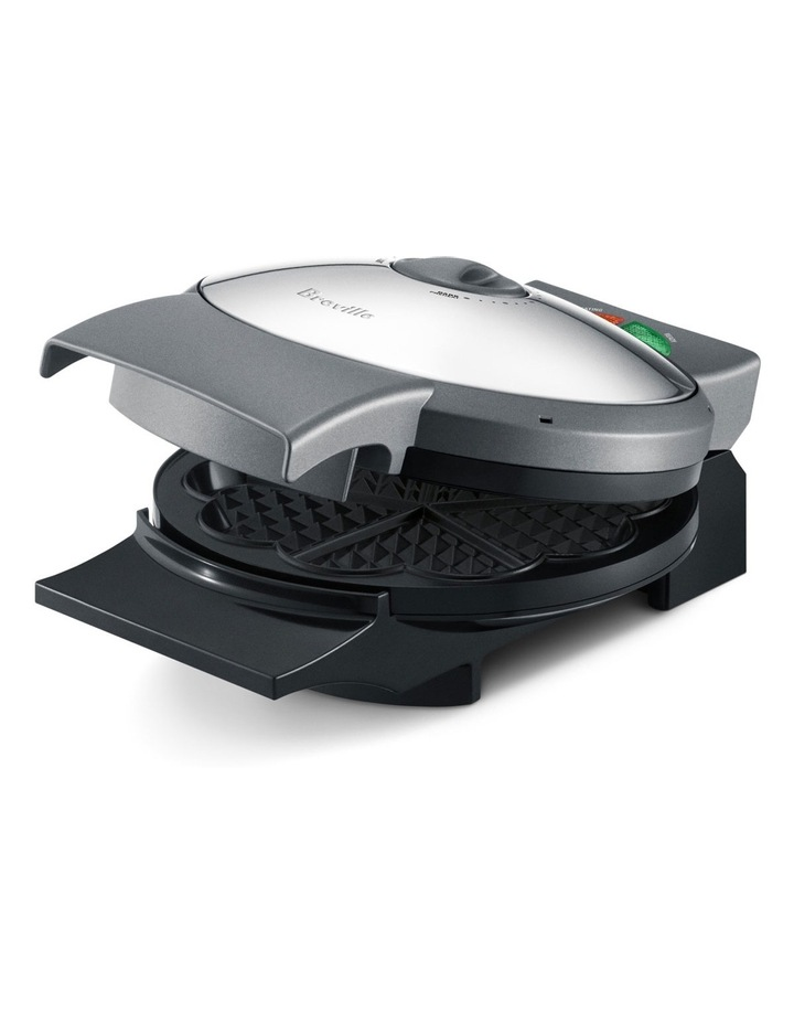 The Crisp Control Waffle Maker: Stainless Steel BWM250BSS image 2
