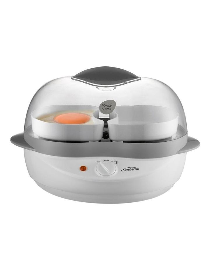 Poach And Boil Egg Cooker White EC1300 image 3