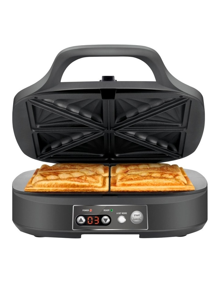 the 4 slice Toastie Maker Grey LTS425GRY image 1