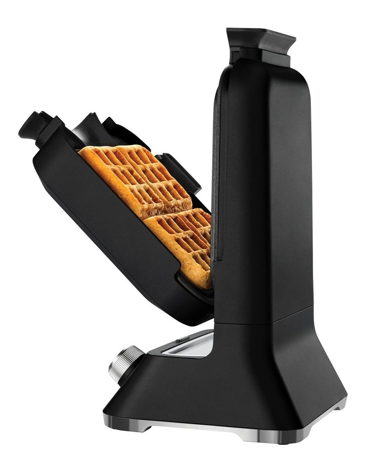Shade Select Vertical Waffle Maker Black Classics WAM5000BK image 3