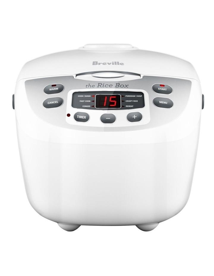 The Rice Box Cooker: White BRC460WHT image 1