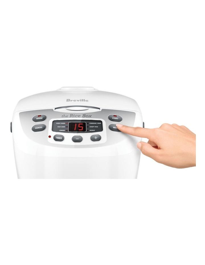 The Rice Box Cooker: White BRC460WHT image 2
