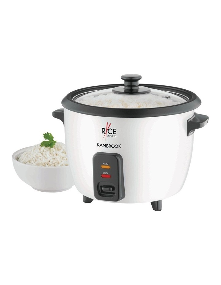 Rice Express rice cooker White KRC150WHT image 1
