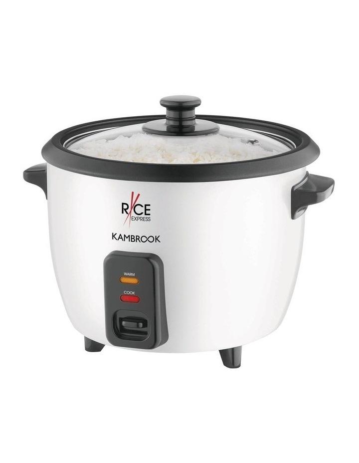 Rice Express rice cooker White KRC150WHT image 2