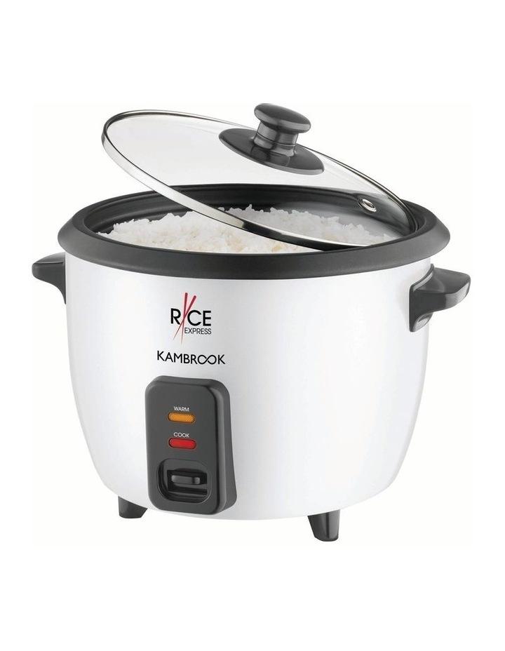Rice Express rice cooker White KRC150WHT image 3