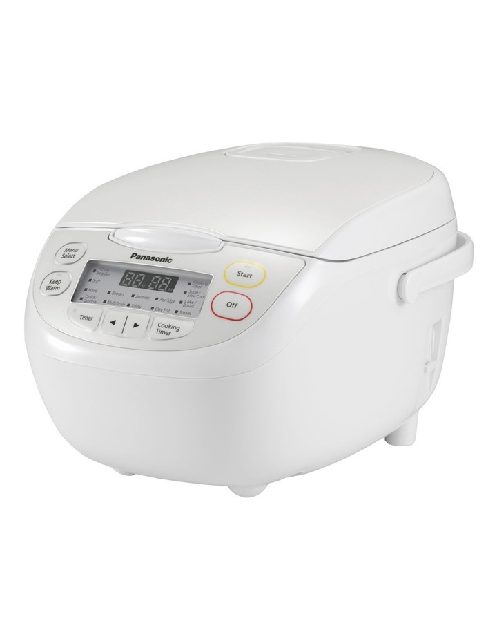 5 Cup Rice Cooker White SR-CN108WST image 6