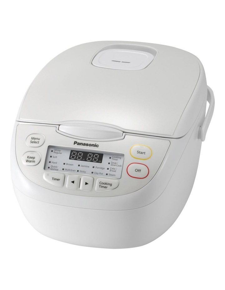 10 Cup Rice Cooker White SR-CN188WST image 1