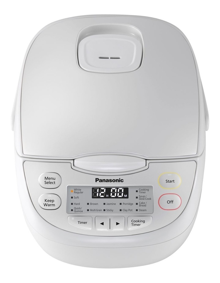 10 Cup Rice Cooker White SR-CN188WST image 2