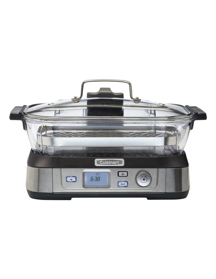 Cook Fresh Digital Glass Steamer  STM-1000XA image 1
