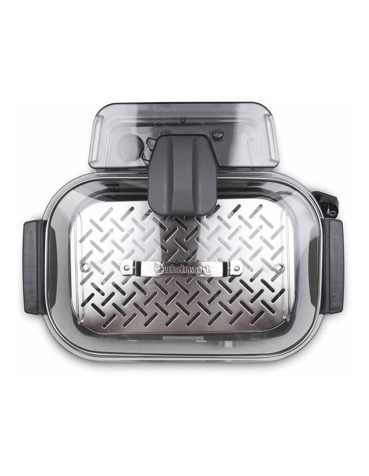 Cook Fresh Digital Glass Food Steamer in Silver STM-1000XA image 4
