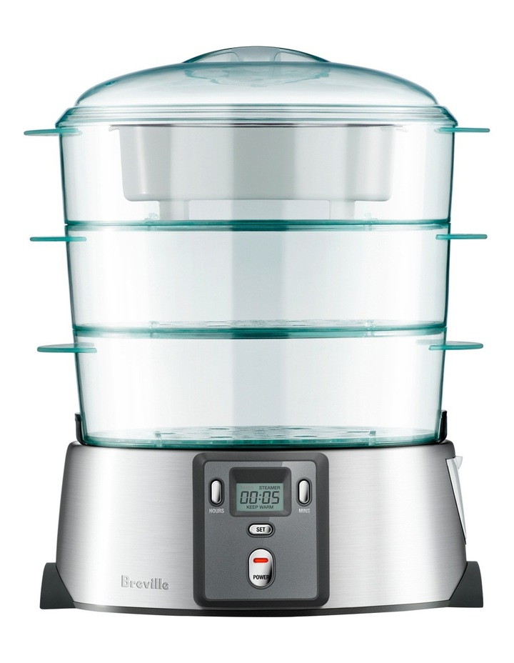the Quick Steam Digital steamer BFS600BSS image 1