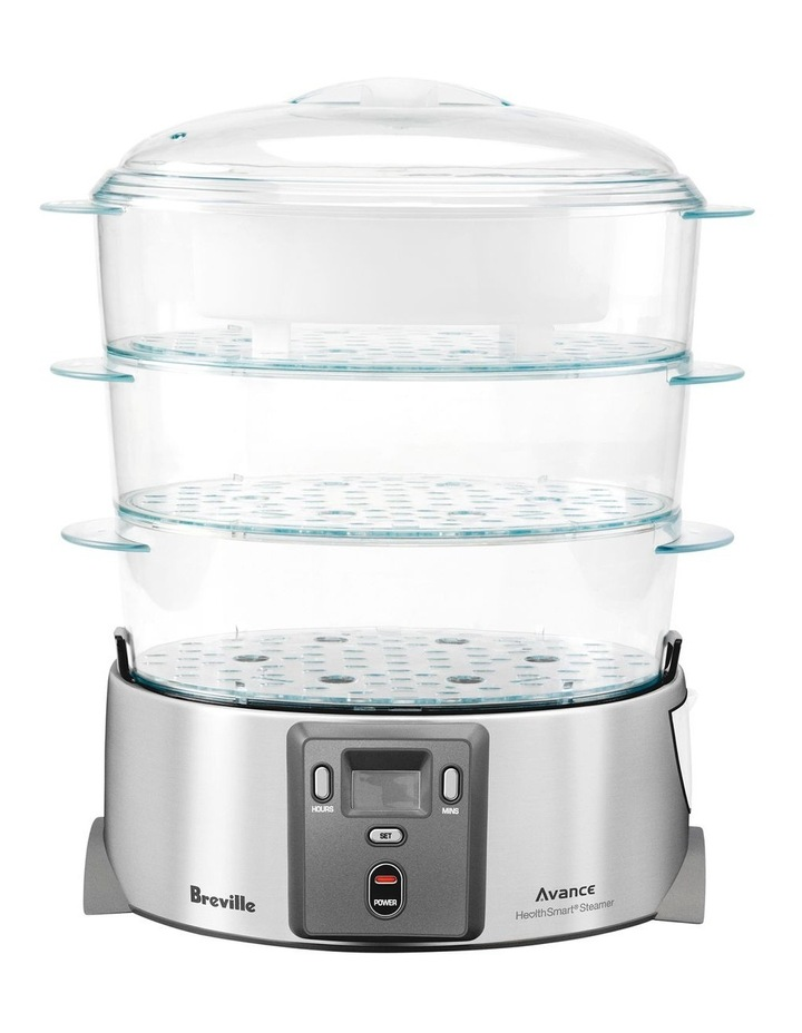 the Quick Steam Digital steamer BFS600BSS image 2