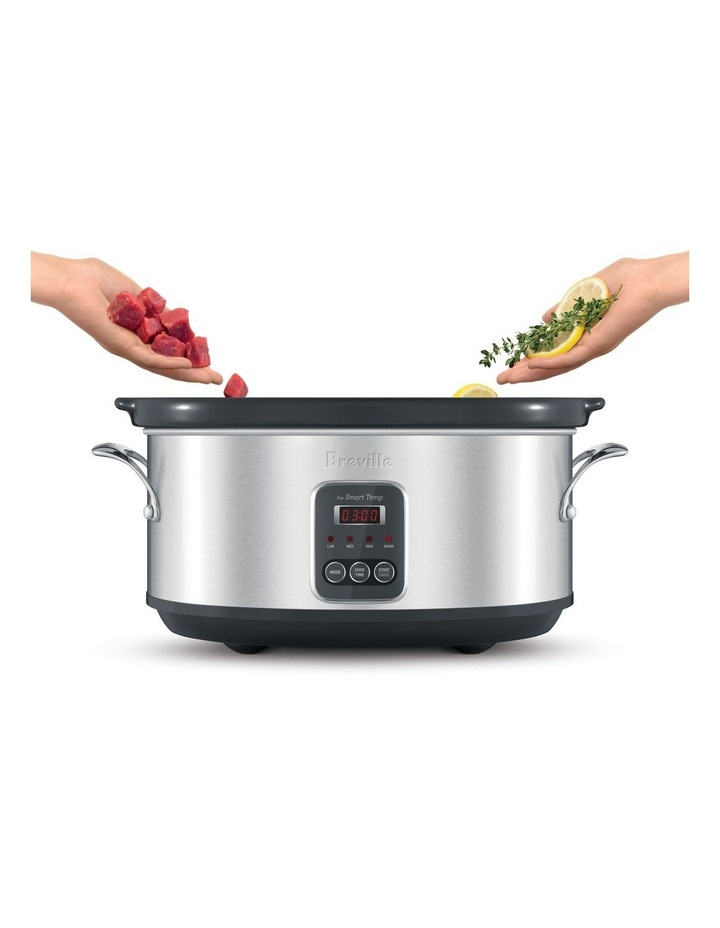 the Smart Temp Slow Cooker Stainless Steel BSC420SS image 4