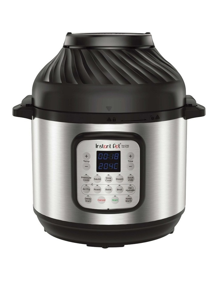 8L Duo Crisp Stainless Steel 140-0022-01 image 1