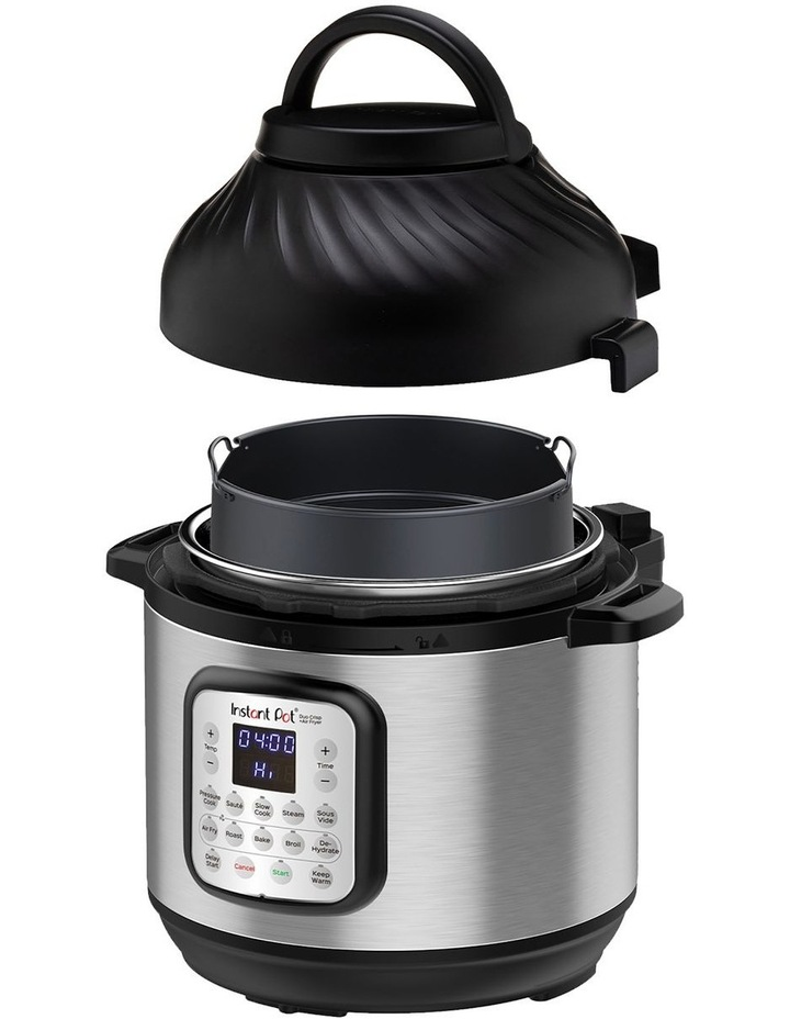 8L Duo Crisp Stainless Steel 140-0022-01 image 2
