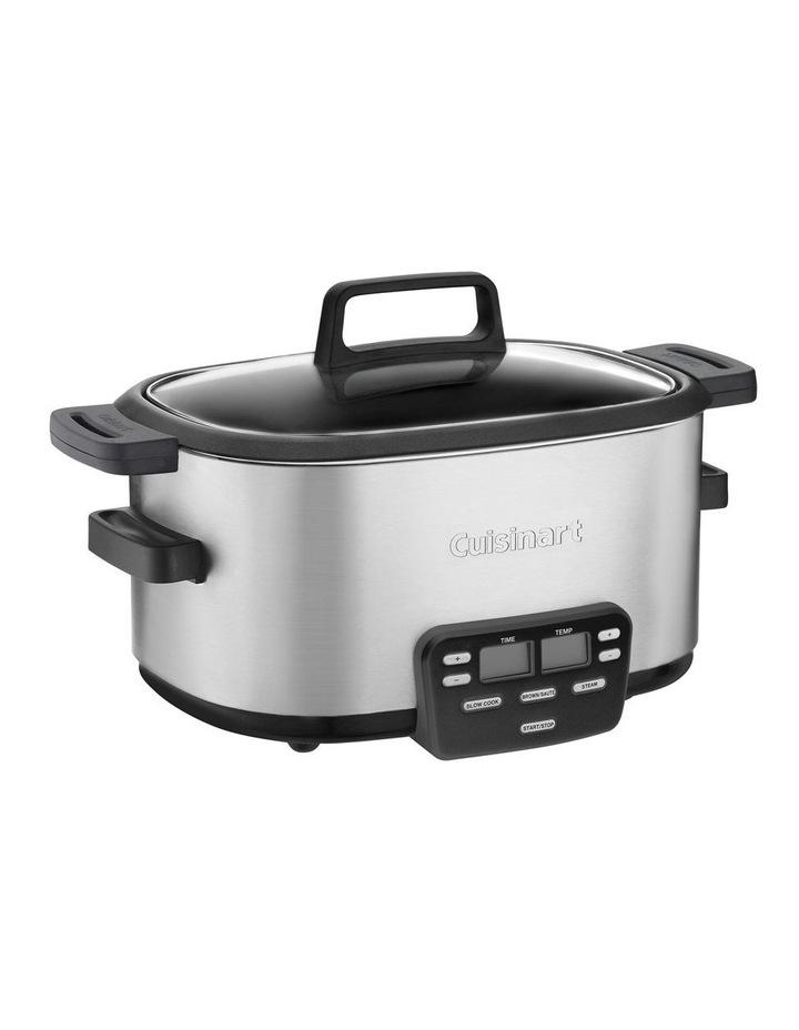 3 in 1 Multi Cooker Slow Cooker & Steamer MSC-600XA image 2