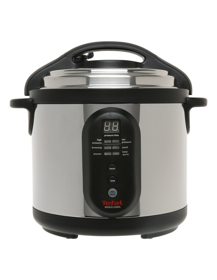 CY4000 Minut' Cook Pressure Cooker image 1