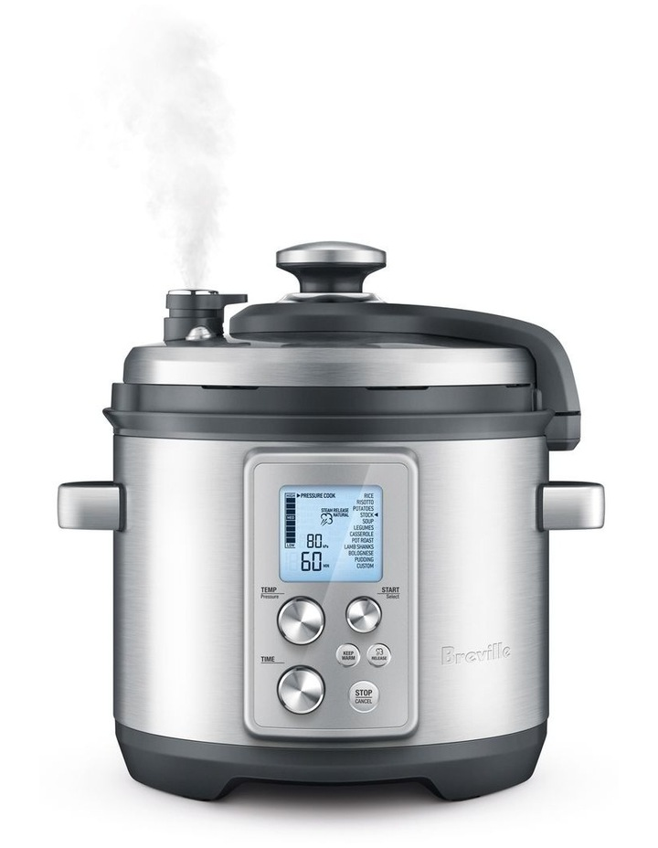 The Fast Slow Pro Cooker: Stainless Steel BPR700BSS image 4
