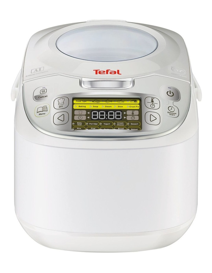45 in 1 Rice & Multicooker White RK812 image 1