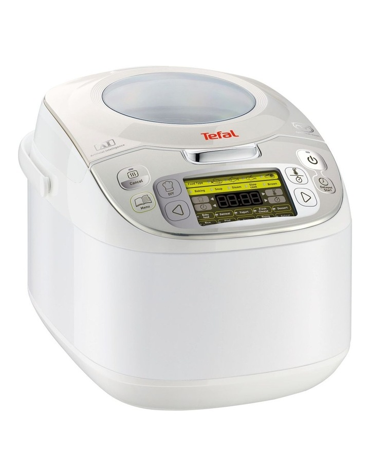 45 in 1 Rice & Multicooker White RK812 image 2