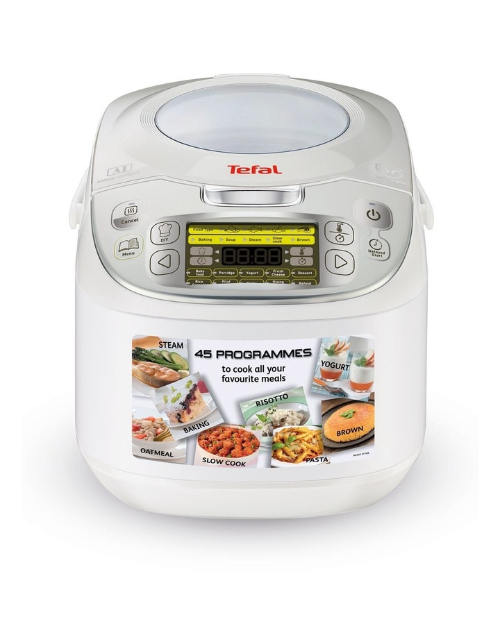 45 in 1 Rice & Multicooker White RK812 image 4
