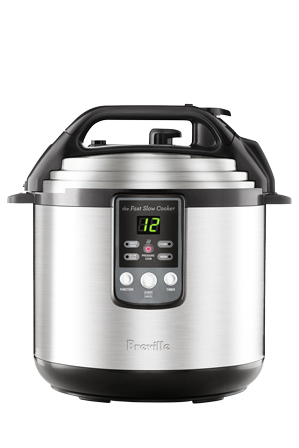 Breville - the Fast Slow Cooker BPR650BSS