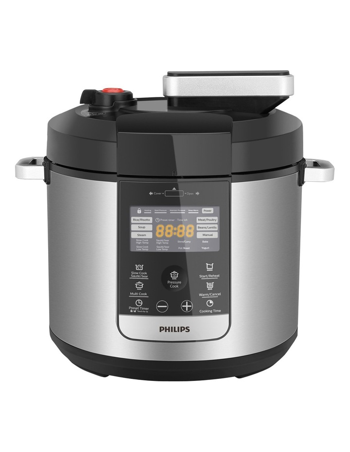 HD2178/72 Premium All in One Multi-Cooker : Stainless Steel image 1