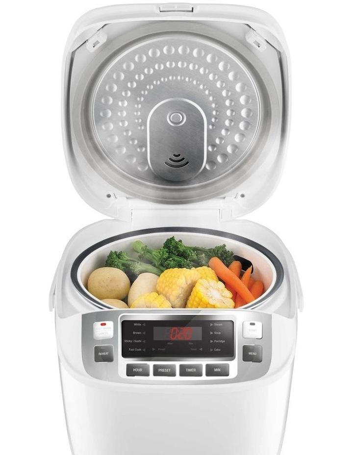 The Smart Rice Box: White LRC480WHT image 3
