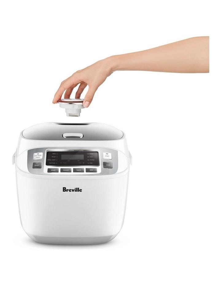 The Smart Rice Box: White LRC480WHT image 5