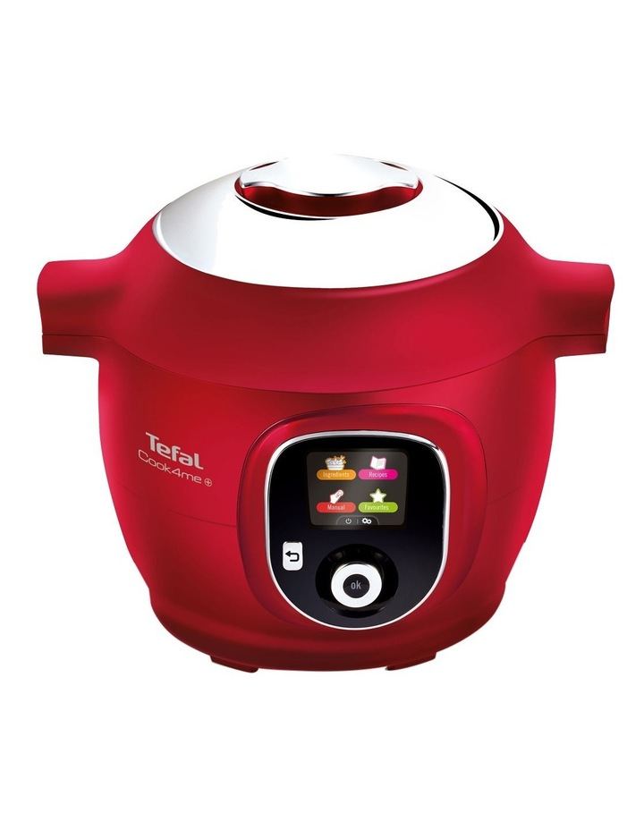 Tefal Cook4Me Multi Cooker: Red
