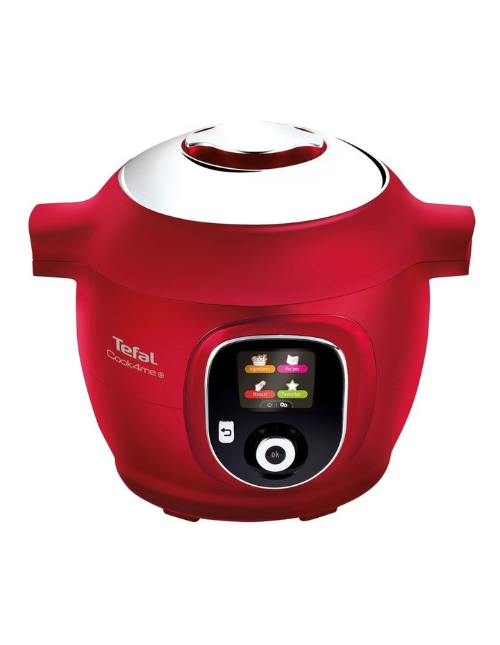 Cook4Me  MultiCooker: Red CY8515 image 1