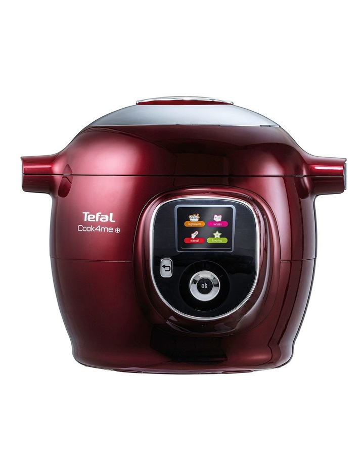 Cook4Me  MultiCooker Red CY8515 image 1