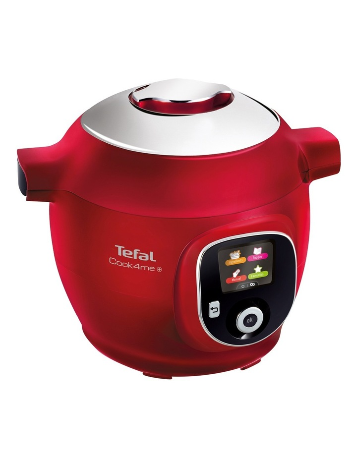 Cook4Me  Multi Cooker: Red image 2