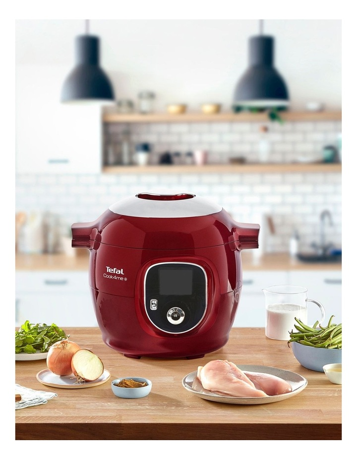 Cook4Me  MultiCooker Red CY8515 image 2