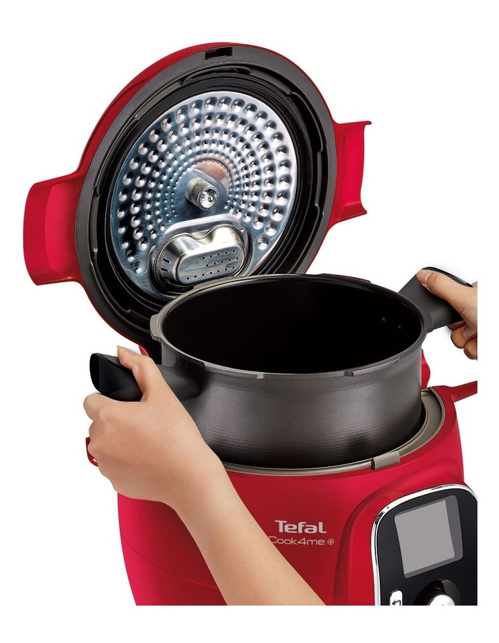 Cook4Me  MultiCooker Red CY8515 image 4