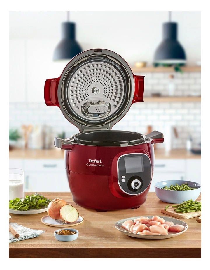 Cook4Me  MultiCooker Red CY8515 image 5