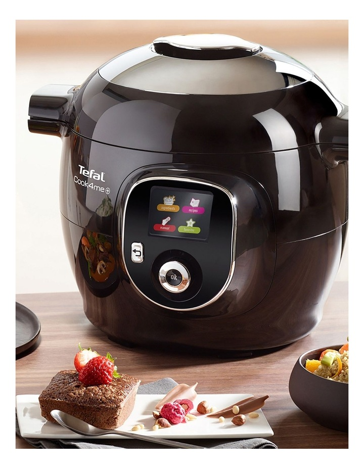 Cook4Me  Multi Cooker in Black CY8518 image 2