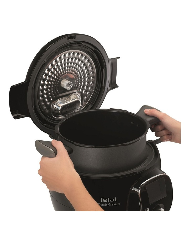 Cook4Me  Multi Cooker in Black CY8518 image 5